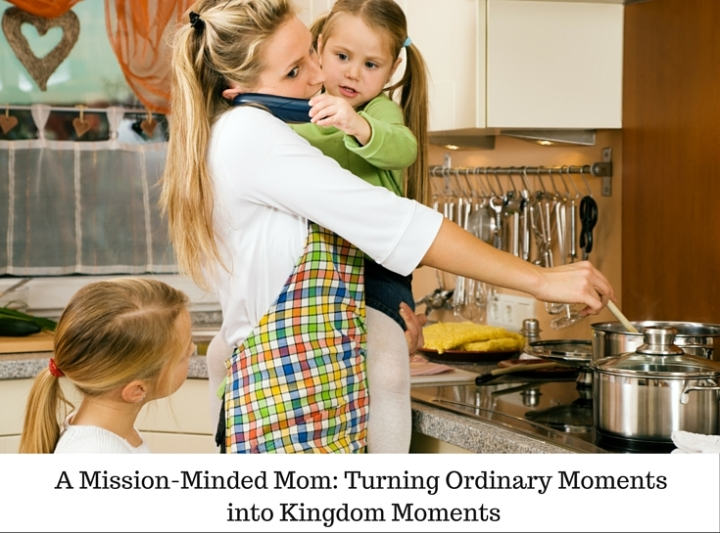 The Mission-Minded Mom Graphic
